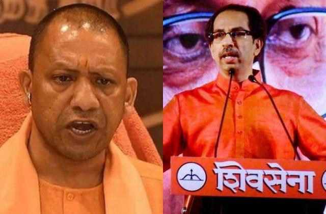 shiv sena attack on uttar pradesh film city project