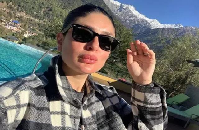 kareena kapoor khan coming back to mumbai after himachal vacation
