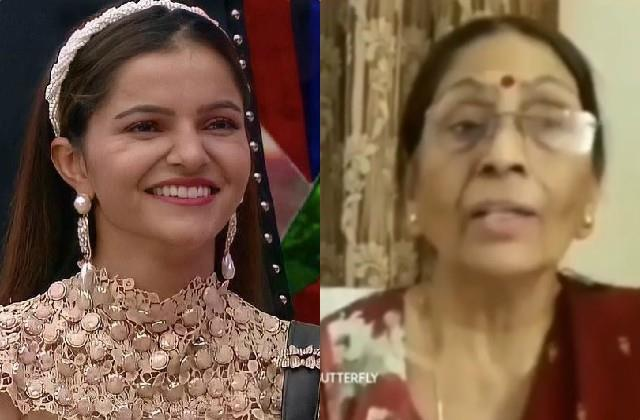 rubina dilaik mother in law praises actress game plan and said she win the show