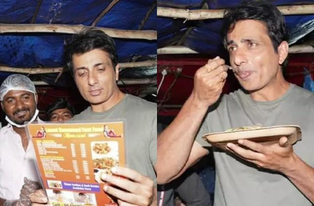 sonu sood gives surprise to fan on christmas
