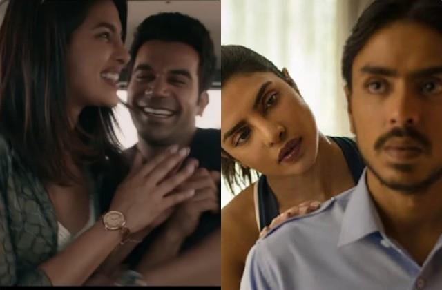 priyanka chopra and rajkumar rao film the white tiger trailer released
