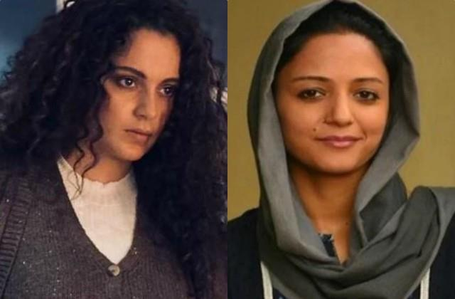 actress kangana reaction on jnu ex student leader shehla rashid controversy