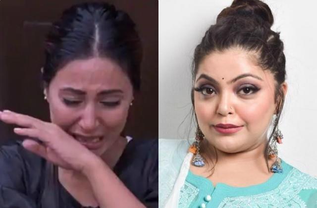hina khan emotional tribute to divya bhatnagar