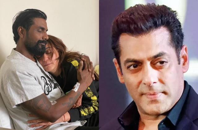remo dsouza wife calls salman khan an angel and thanks actor