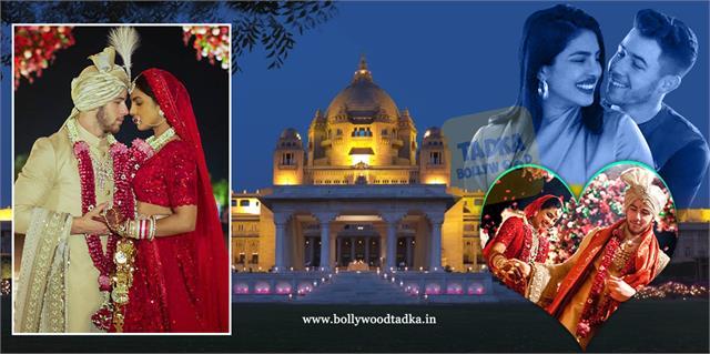 priyanka chopra nick jonas wedding anniversary special