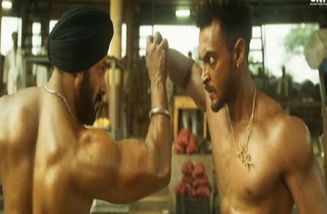 salman khan and aayush sharma film antim teaser out