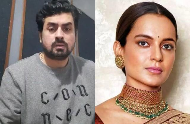 bigg boss fame pritam singh beaten by shivsena member as he support kangana