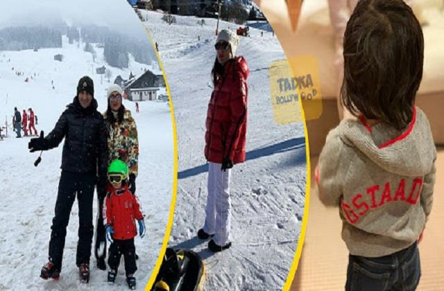 kareena kapoor shares throwback photos of switzerland