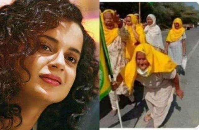 kangana got legal notice for using abusive words for elder dadi