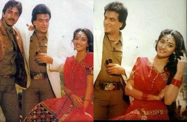 madhuri dixit sanjay dutt and jeetendra film thanedaar completed 30 years