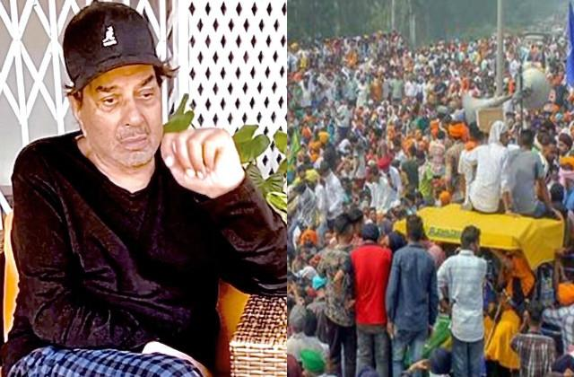 dharmendra supported farmers against agriculture bills