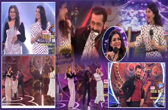 raveena and jacqueline arrive in bigg boss to make salman birthday special