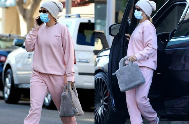 sofia richie spotted on california streets