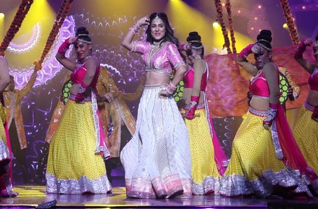 hina khan to reprise the iconic characters at star parivaar karega welcome