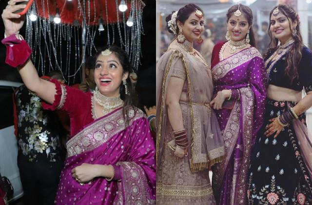deepika singh shares stunning photos from her brother wedding