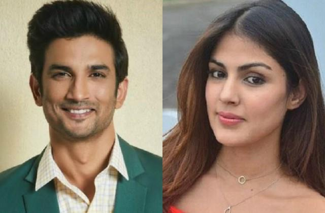 sushant singh rajput and riya chakraborty most searched celebrity of 2020