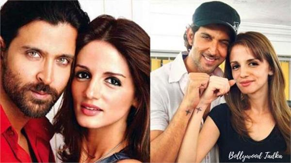hritik roshans wife sussanne khan share a video on his birthday
