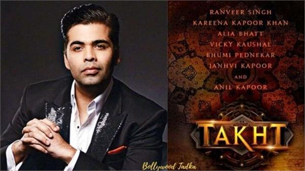 karan johar searching place for upcoming movie takht
