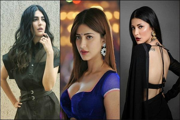 shruti haasan birthday special