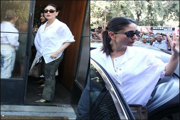 kareena kapoor reached lunch date with girl gang