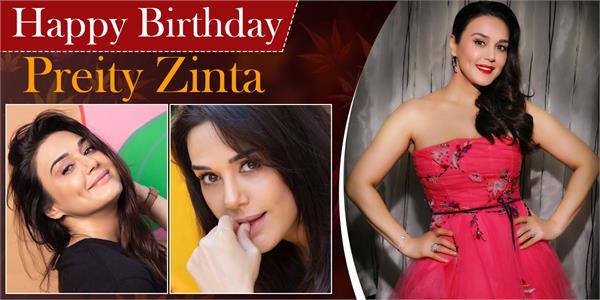 preity zinta birthday special