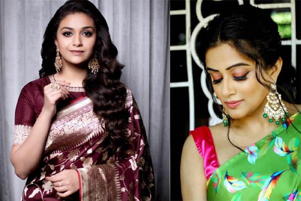 priyamani replaced keerthy suresh in ajay devgn film maidaan