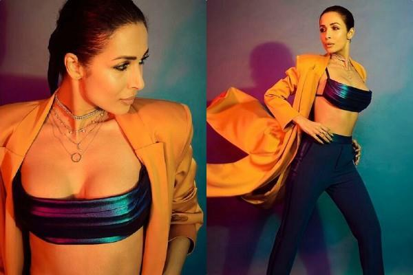 malaika arora share her super hot pictures on instagram