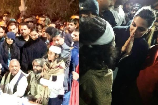 boycott chhapaak trend on twitter after deepika padukone jnu visit