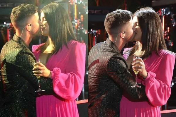 priyanka chopra and nick jonas romantic photos viral on new year