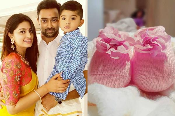 sneha and prasanna welcome their second child