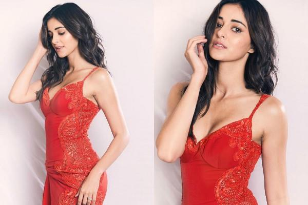 chunky pandey daughter ananya pandey bold looks viral on internet