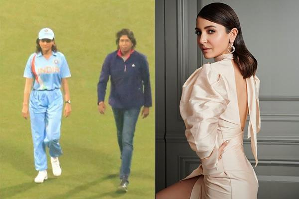 anushka sharma next film is a biopic on jhulan goswami