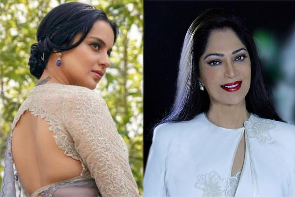simi garewal supports kangana ranaut but says she respects indira jaising also