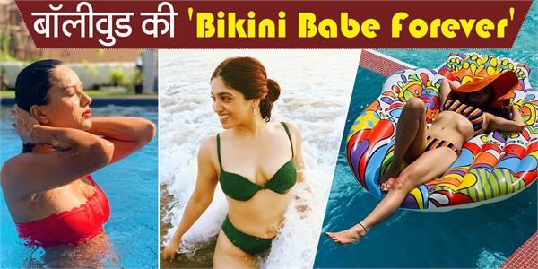 bhumi to nia bollywood beauties flaunted their curves in sizzling bikini