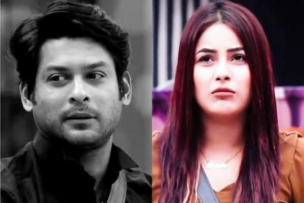bigg boss 13 sidharth shukla ends friendship with shehnaz gill