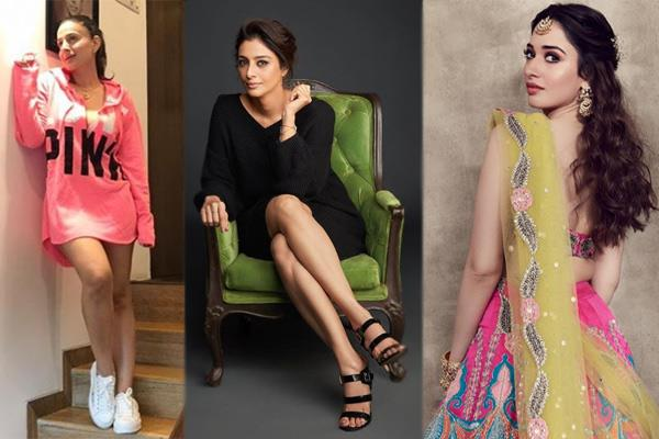 have you seen these latest pictures of tabu tamannaah bhatia and amisha patel