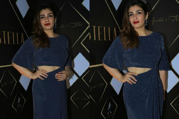 raveena tandon looks gorgeous in latest pictures