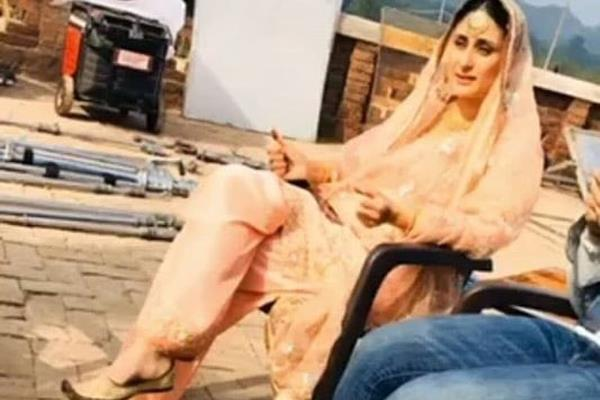 kareena kapoor khan looks beautiful in punjabi bride avatar