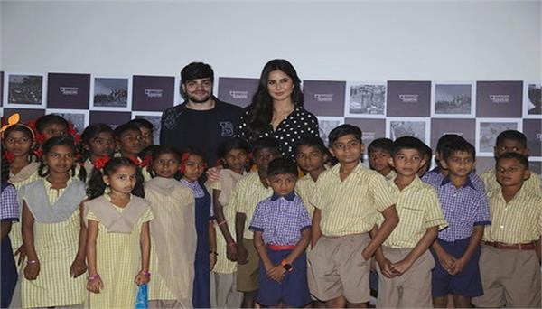 many bollywood stars appeared in the event of film paathshaala
