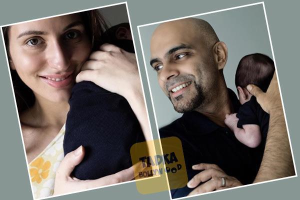 raghu ram shares new pics of son rhythm  say thanks to ex wife sugandha garg