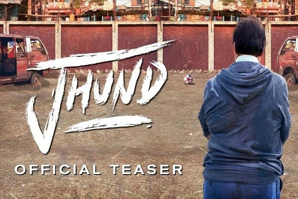 amitabh bachchan film jhund teaser out