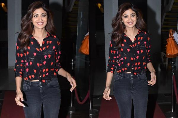shilpa shetty looked stunning