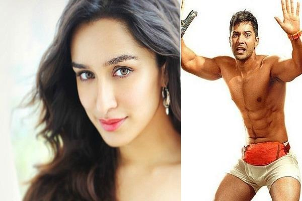 shraddha kapoor trolls varun dhawan for mr lele look