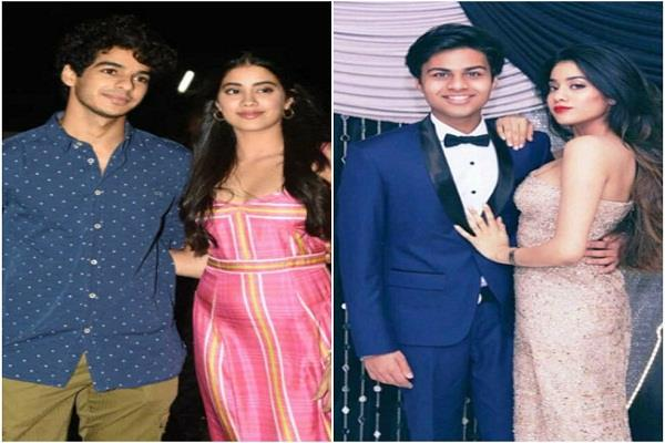 janhvi kapoor enjoys piggyback ride with boyfriend akshat ranjan