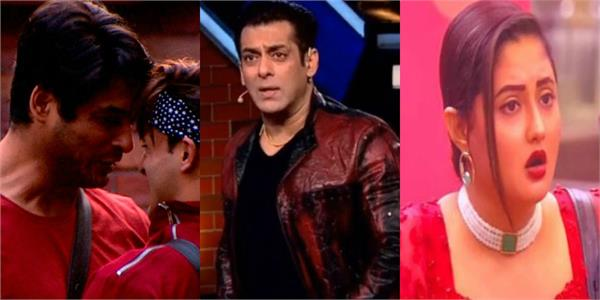 salman khan lashes out on asim riyaz sidharth shukla and rashami desai