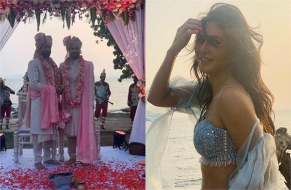 katrina kaif attend make up artist daniel c bauer wedding in goa