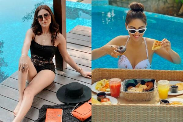 krystle dsouza looks bold and glamorous in latest pictures
