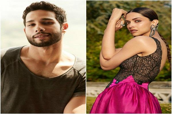 siddhant receives death threat over romancing deepika padukone