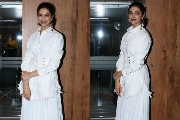 deepika padukone promotes movie chhapaak