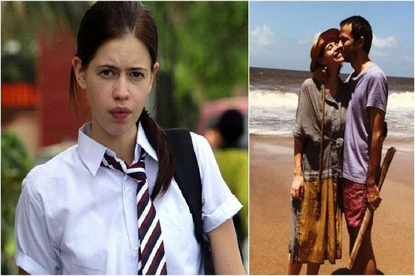 kalki koechlin said that she kissing boys during her school days